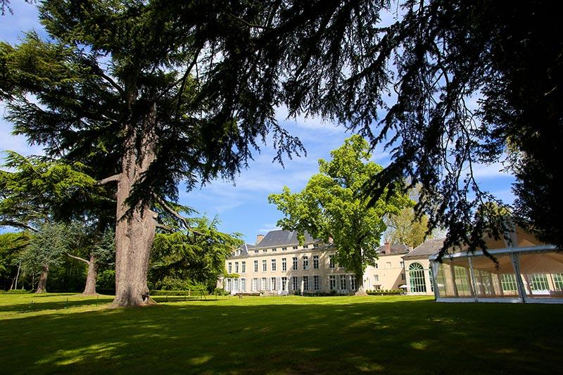 Parc classé du Domaine du Château de la Fontaine