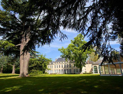 Domaine de la Fontaine :  un cadre prestigieux chargé d'histoire