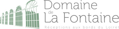 Domaine de la Fontaine : mariage et réception sur les bords du Loiret Logo